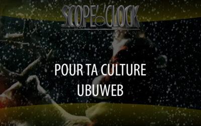 Découverte : UbuWeb