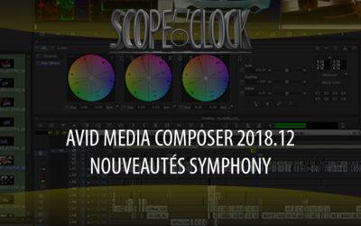 Avid Media Composer 2018.12 – Symphony option
