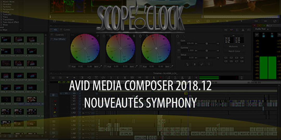 Media Composer Symphony 2018.12