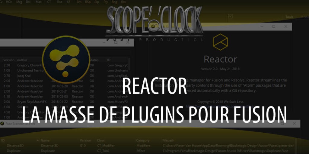 Article reactor fusion