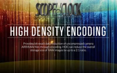 .ARX Codex High Density Encoding