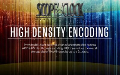 .ARX Codex High Density Encoding