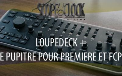 Loupedeck Color Panel