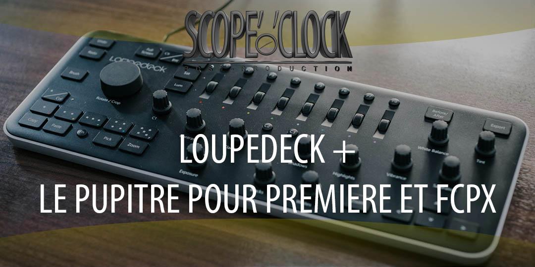 Loupedeck +