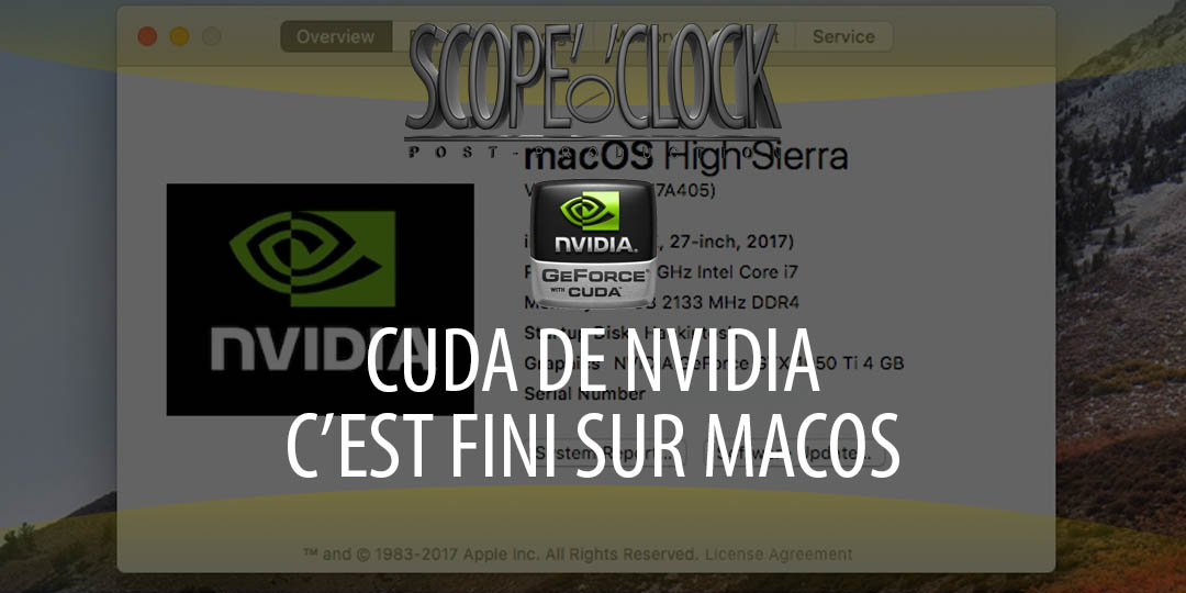 cuda nvidia this is the end