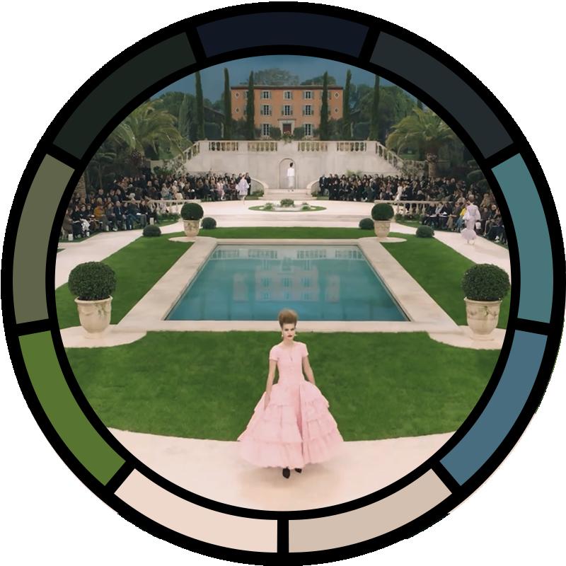 Défilé Chanel Haute Couture Printemps/Ete 2019